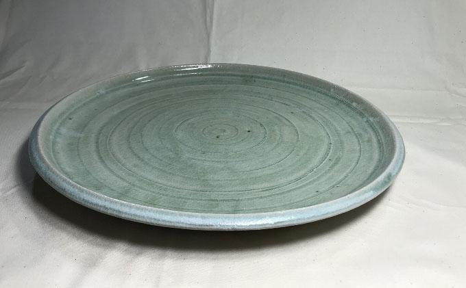 灰釉皿(はいゆうざら)