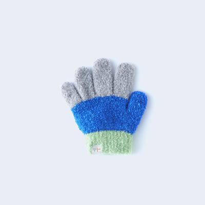 日本一の手袋産地発!tet.(テト)のふわふわキッズ手袋