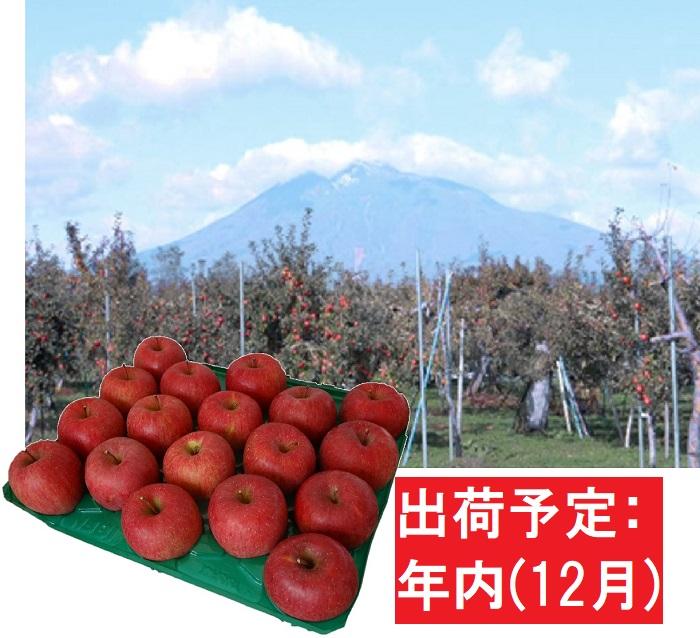 12月  サンふじりんご「特A」約5kg