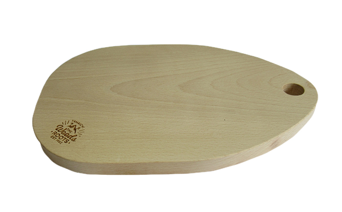カティングボード(琵琶型・中)1枚