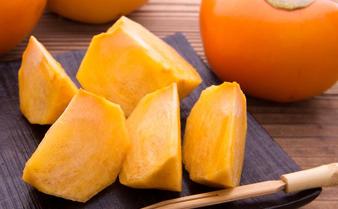 【数量限定】2021年産フルーツの郷いせはら 富有柿 7.5kg
