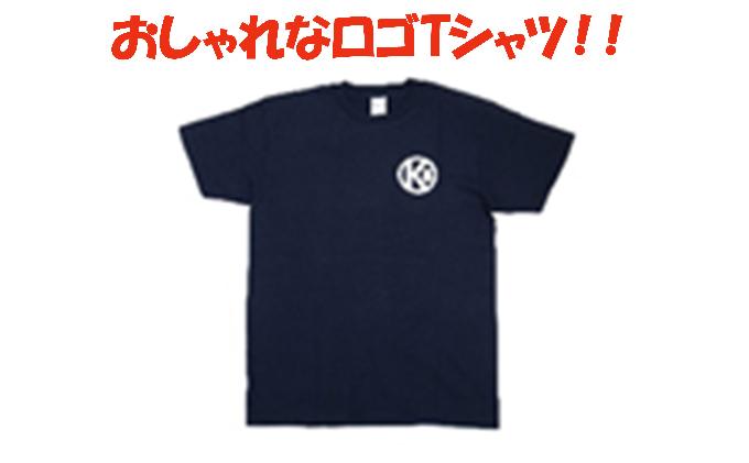 キーコ 紺Tシャツ(大人用)とエコバッグセット