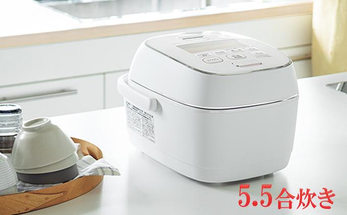 象印圧力IH炊飯ジャー「炎舞炊き」NWPS10-WZ 5.5合炊き 粉雪【納期1.5か月~最長4か月位】