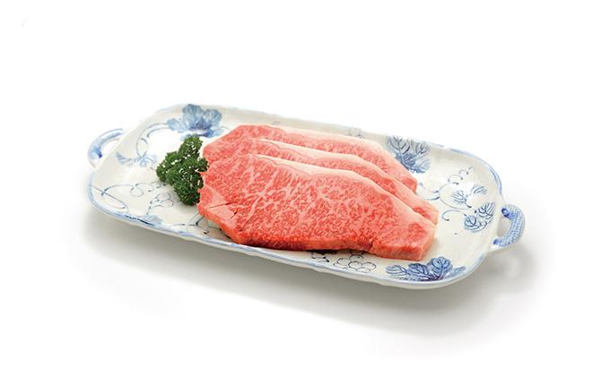 和牛ロースステーキ(冷凍)