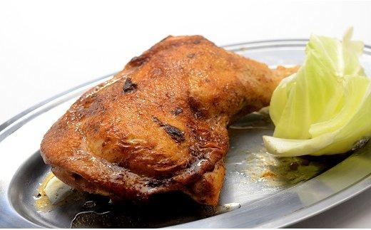 味付国産若鶏骨付き肉(冷凍)
