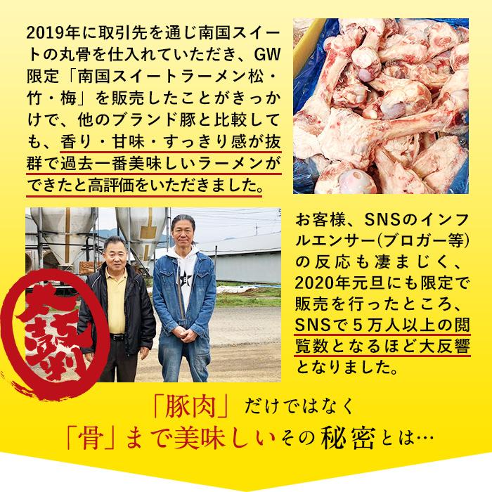 鹿児島県志布志市のふるさと納税 a0-123 甘熟豚南国スイート生餃子(120個)