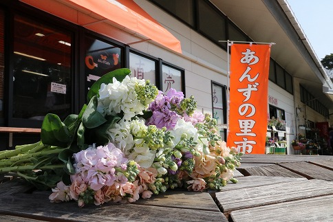 新鮮お花!福津産トルコギキョウ(通年発送)★あんずの里[C0045]