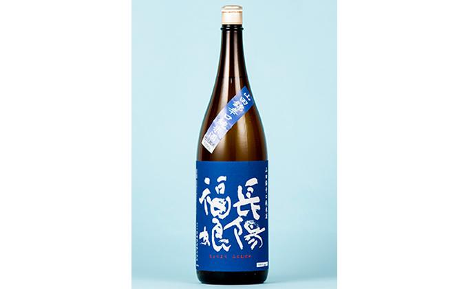 長陽福娘 山田錦辛口純米酒 1.8L