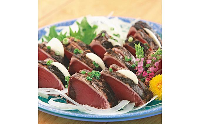 手焼き炙り鰹タタキ(4節入)