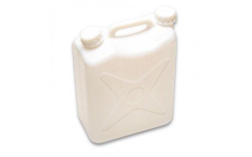 003IT01N.10Lポリタンク水缶(白)