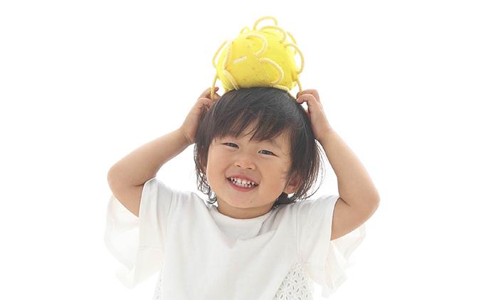 静岡県浜松市のふるさと納税 ベビーギフト わっかボール グレープフルーツ インコ