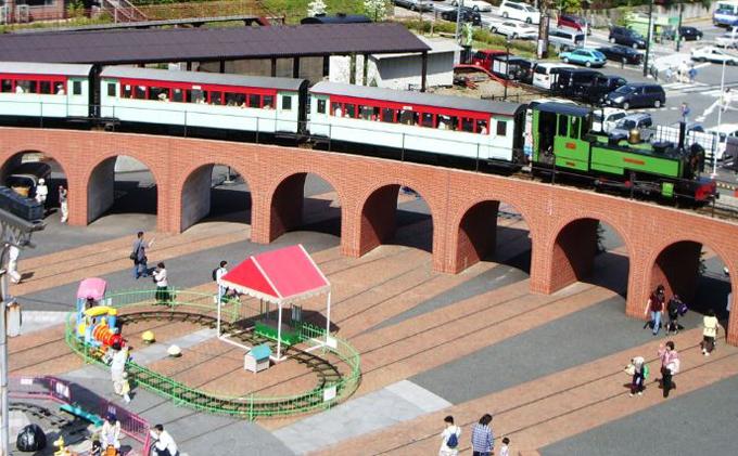 鉄道文化むら入園・乗り物券セット 2名分