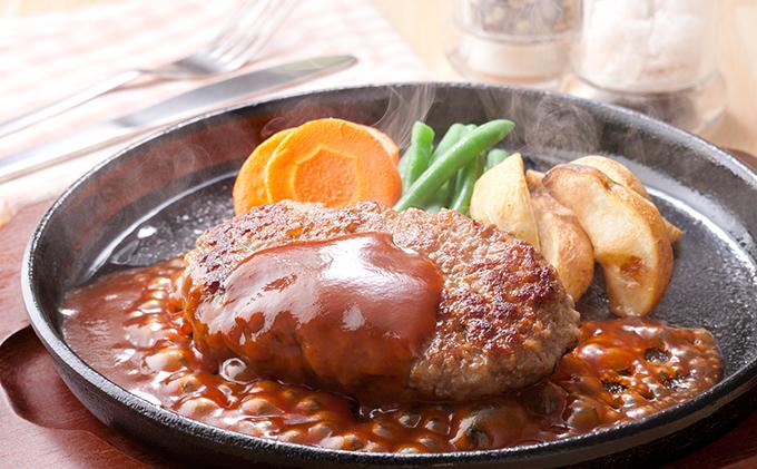 サロマ黒牛ハンバーグ120g×8個【オホーツク佐呂間】