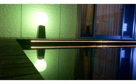 BR001 【PASTAライト】丸型ガーデンライト