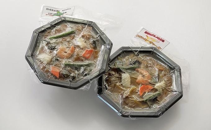 チャーメンセット(カレー味・醤油味)