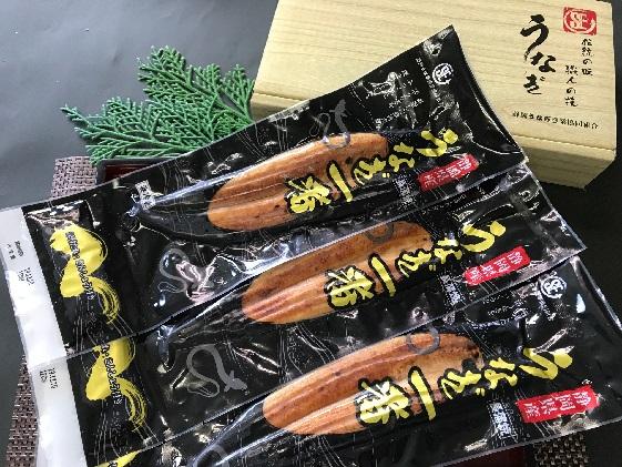 【静岡県産】静岡うなぎ漁協 うなぎ蒲焼(長