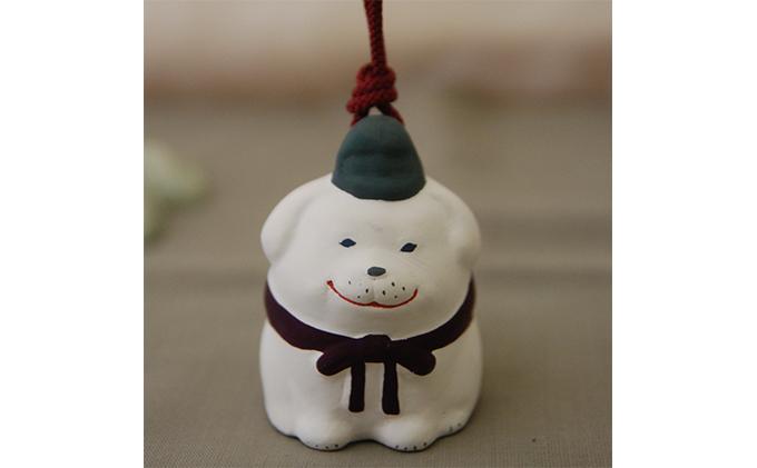 土鈴 聖徳太子の愛犬「雪丸」