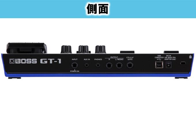 静岡県浜松市のふるさと納税 【BOSS】GT-1/ギター・エフェクツ・プロセッサー【配送不可:離島】