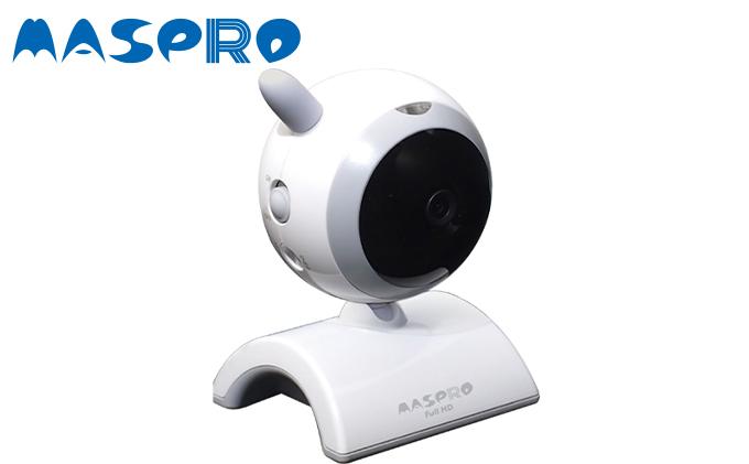 防犯カメラセット用 専用増設ワイヤレスカメラ(屋内用2台)