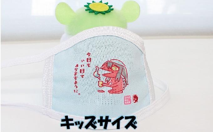 ガジロウさんのマスク(夏用・3枚セット)