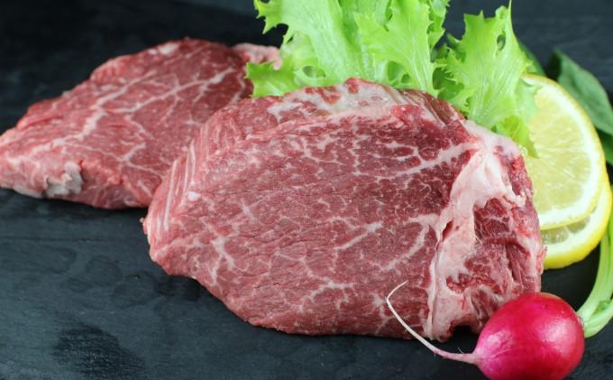 熊本県産 黒毛和牛 ヒレステーキ #300g