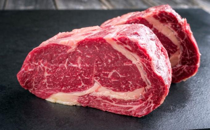 【GI】くまもと あか牛 1ポンド ステーキ(#454g)