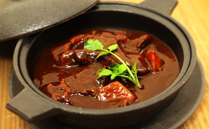 静岡県産黒毛和牛ビーフシチュー5食入