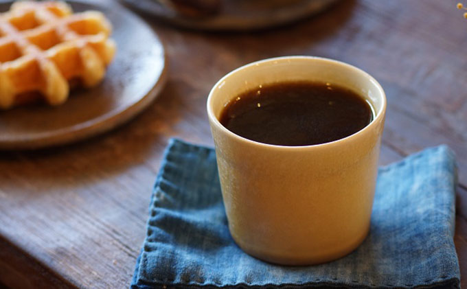 オーガニック カフェインレス コーヒー モカ 300g(150g×2袋)【豆or粉】