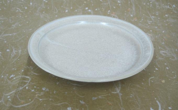森と器シリーズ 皿1枚(6寸)