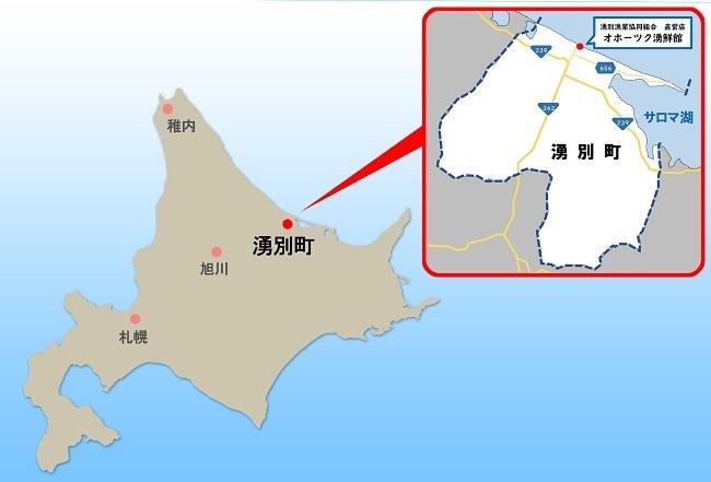 北海道湧別町のふるさと納税 北海道湧別町サロマ湖産 塩水生うに100g×2