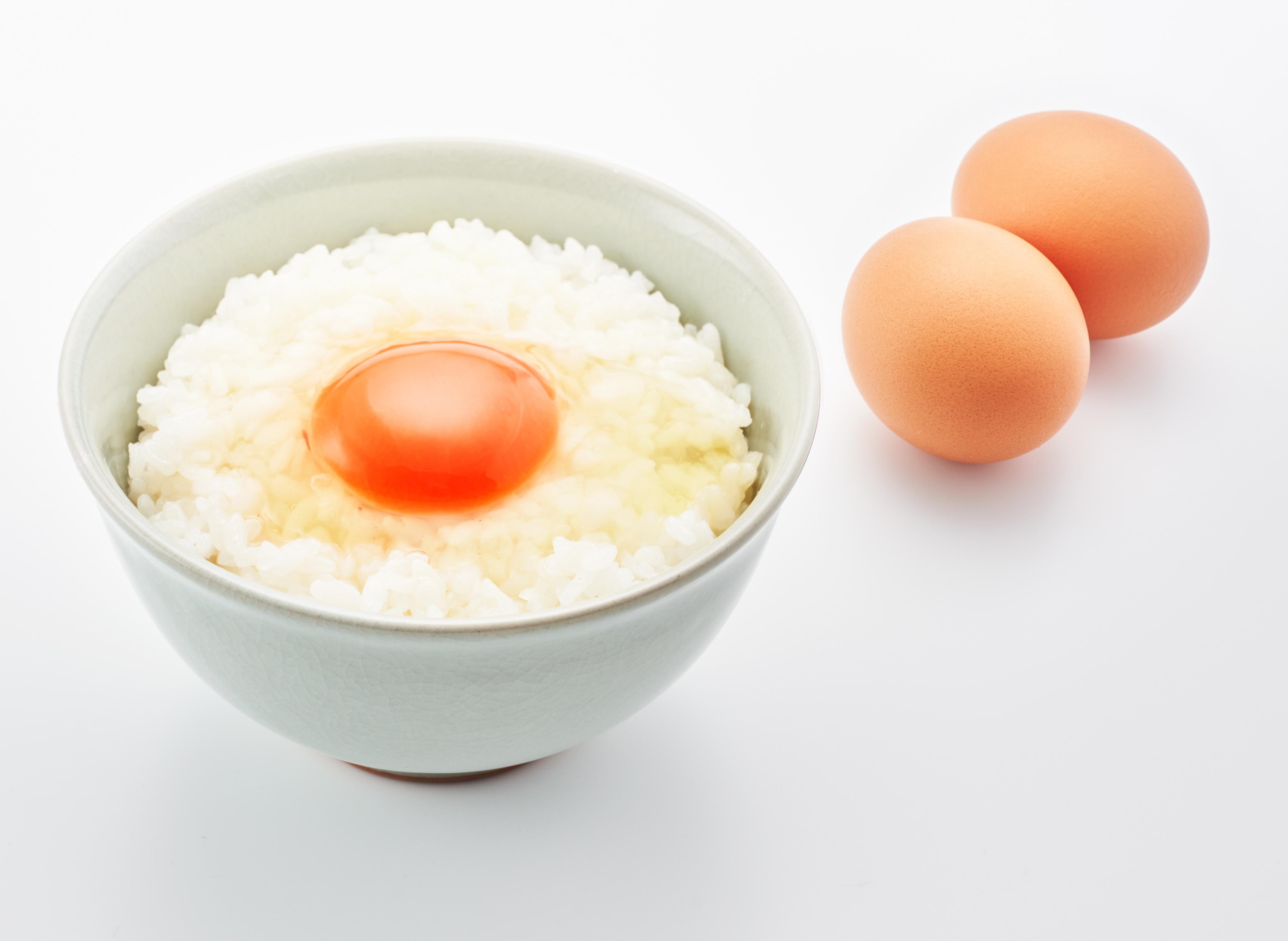新潟の美味しさたっぷり!!濃厚たまごの卵かけご飯セット CS011003