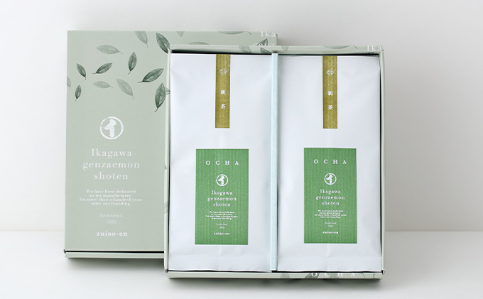 (イ)新茶セットZS-4