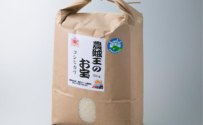 令和2年産 農賊王のお宝 特別栽培米コシヒカリ10kg[高島屋選定品]