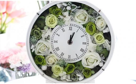 [5839-1275]花時計