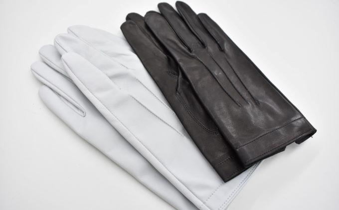 礼装用羊革手袋紳士(ドレスグローブ)M-12