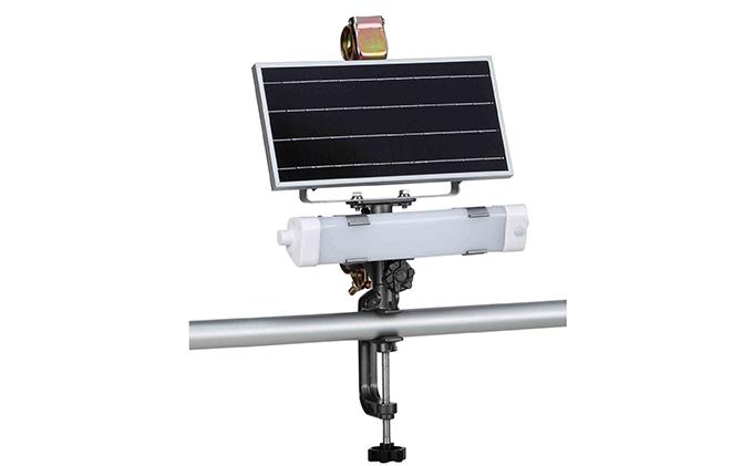 LED6W ソーラーセンサーライト SSL-06
