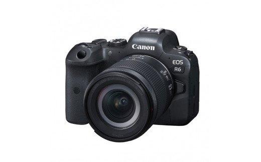 キヤノンミラーレスカメラEOS R6・RF24-105 IS STM レンズキット