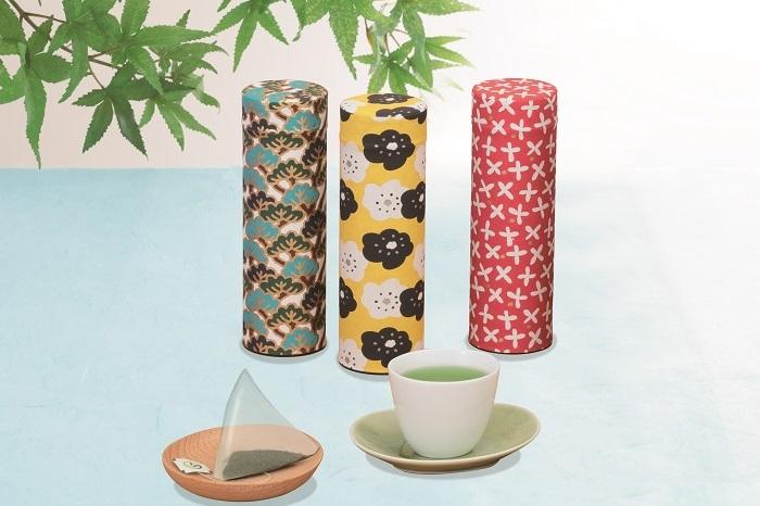 SOU・SOU3種ティーバッグ茶缶