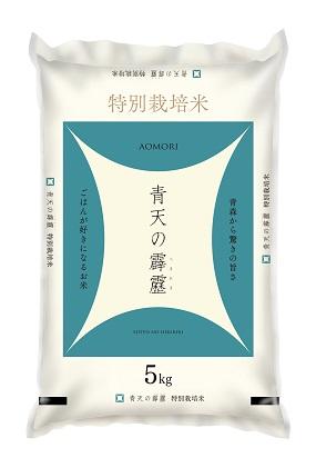 特別栽培米青森県産青天の霹靂 5kg